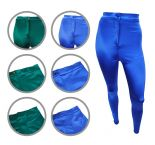 Wholesale Womens Ex Chainstore Skinny Fit High Waisted Disco Jeggings